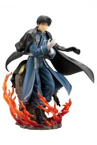 Gallery Image of Roy Mustang Statue