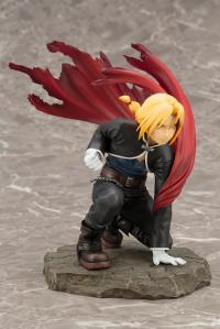 Gallery Image of Edward Elric Statue