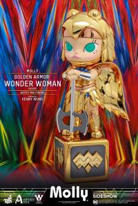 Gallery Image of Molly (Golden Armor Wonder Woman Disguise) Collectible Figure
