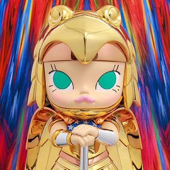 Molly (Golden Armor Wonder Woman Disguise) Collectible Figure