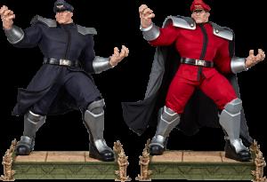 M. Bison Shadaloo Collectible Set
