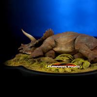 Gallery Image of Sick Triceratops Statue
