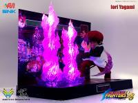 Gallery Image of Iori Yagami PVC Figure