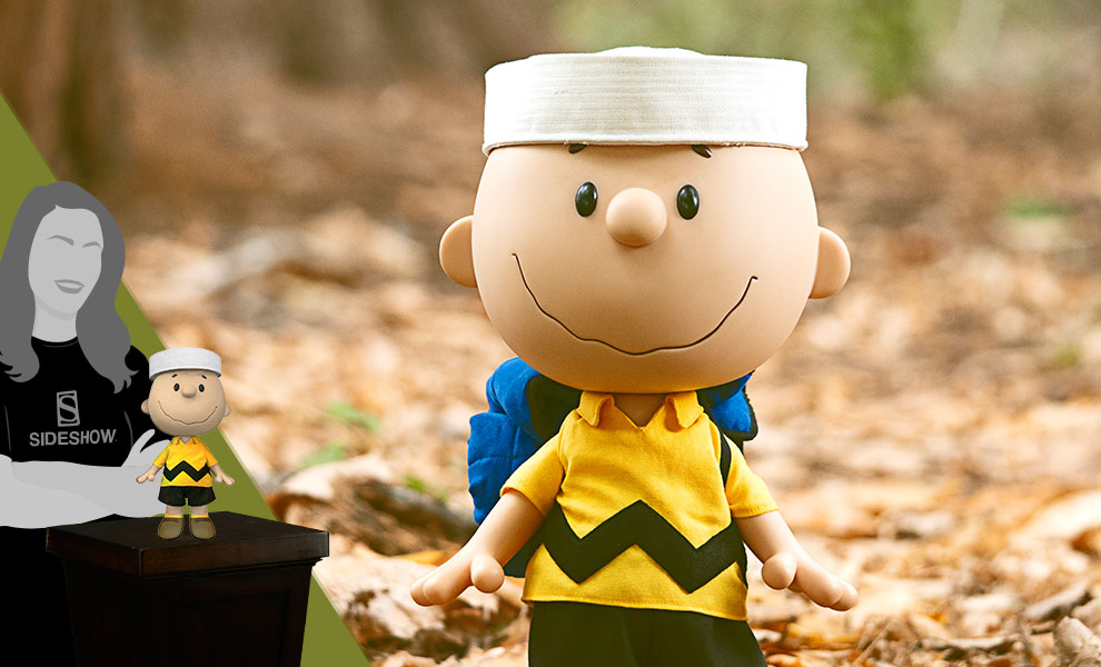 Gallery Feature Image of Charlie Brown Vinyl Collectible - Click to open image gallery