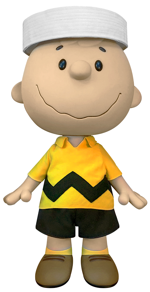 Super 7 Charlie Brown Vinyl Collectible