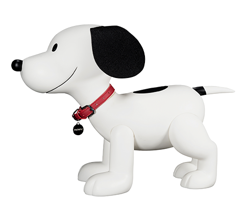 Super 7 Snoopy Soft Ears Vinyl Collectible