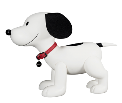 Snoopy Soft Ears Vinyl Collectible