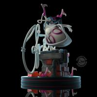 Gallery Image of Ghost-Spider Q-Fig Collectible Figure
