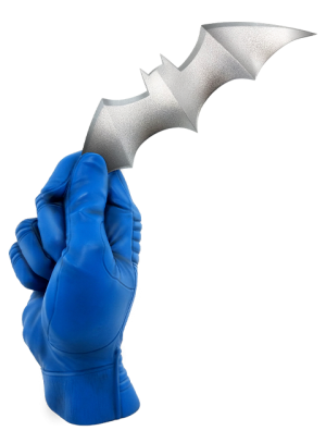 Batman with Batarang Statue