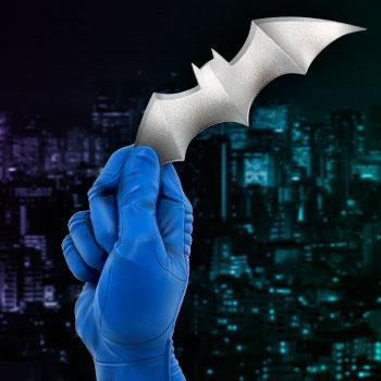 Batman with Batarang Statue