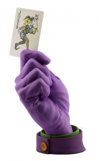 Gallery Image of Joker's Calling Card Statue