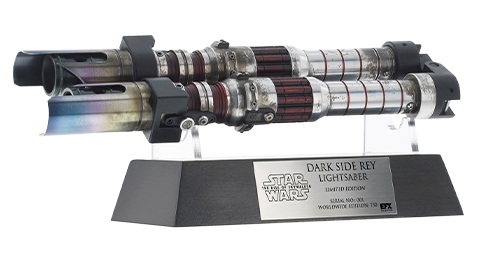 EFX Dark Side Rey Lightsaber Prop Replica