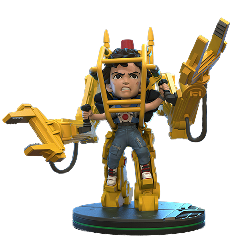 Quantum Mechanix Ripley Power Loader Q-Fig Elite Collectible Figure