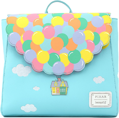 UP Balloon House Flap Backpack Apparel