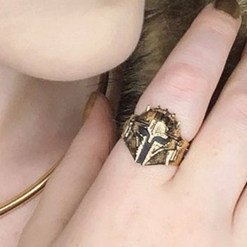 Armorer Ring Jewelry