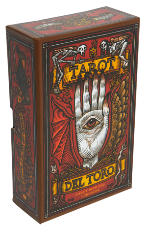Tarot del Toro: A Tarot Deck and Guidebook Inspired by the World of Guillermo del Toro Book