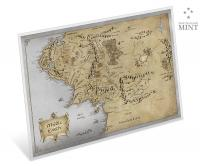 Gallery Image of The Lord of the Rings Middle Earth Silver Foil Silver Collectible