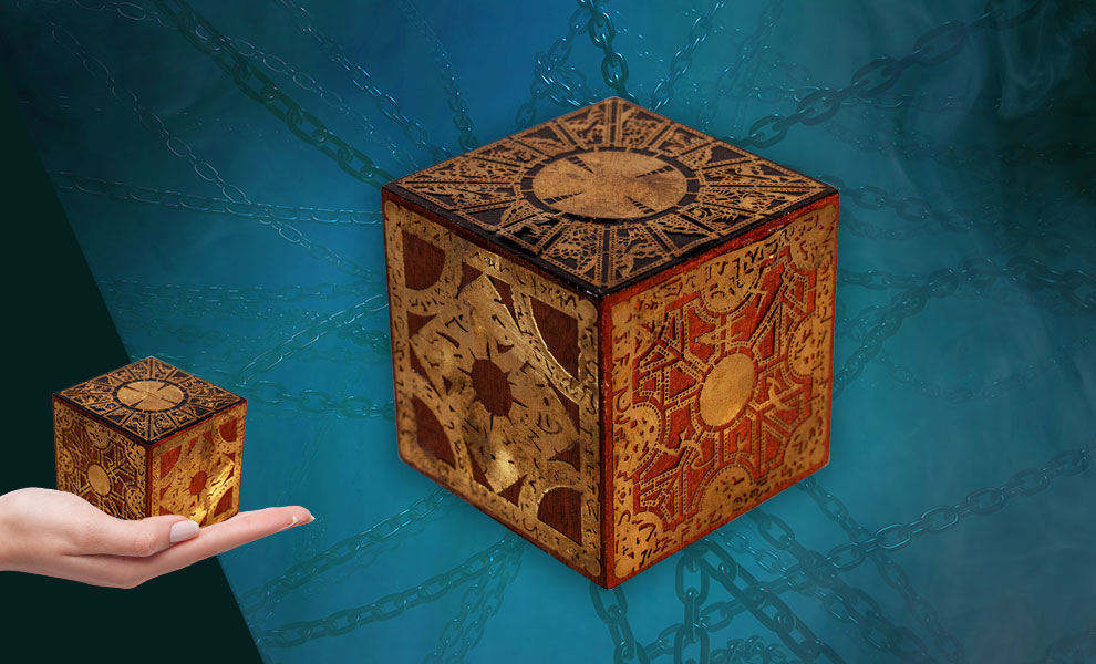 Gallery Feature Image of Lament Box Prop - Click to open image gallery
