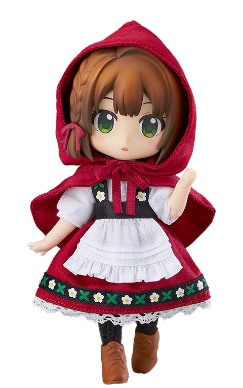 Good Smile Company Little Red Riding Hood: Rose Nendoroid Doll Collectible Figure