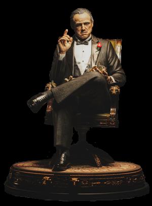 Vito Andolini Corleone (1972) Statue