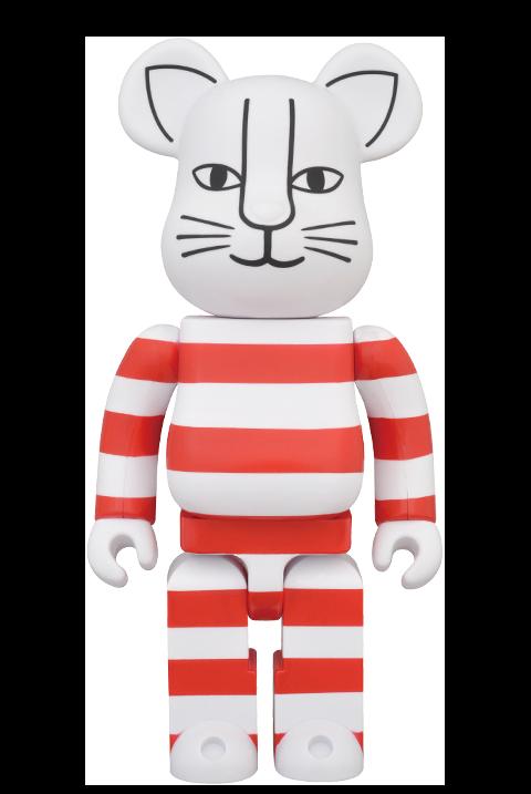 "Medicom Toy Be@rbrick Lisa Larson ""Mikey"" 400% Figure"