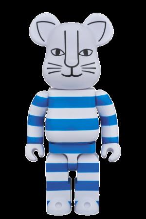 "Be@rbrick ""Mikey"" (Blue Version) 400% Figure"