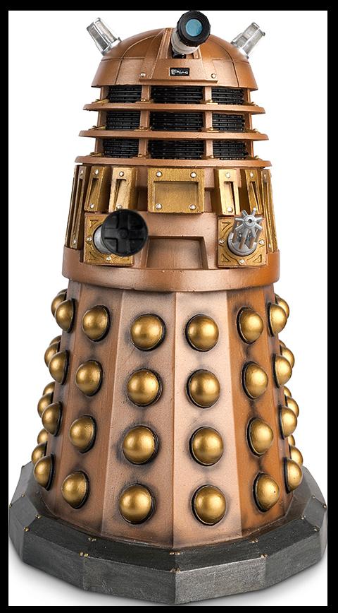 Eaglemoss Bronze Dalek (Mega) Figurine