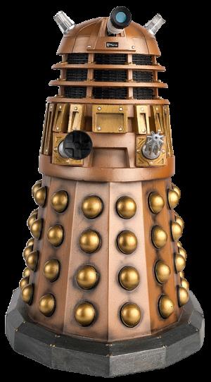 Bronze Dalek (Mega) Figurine