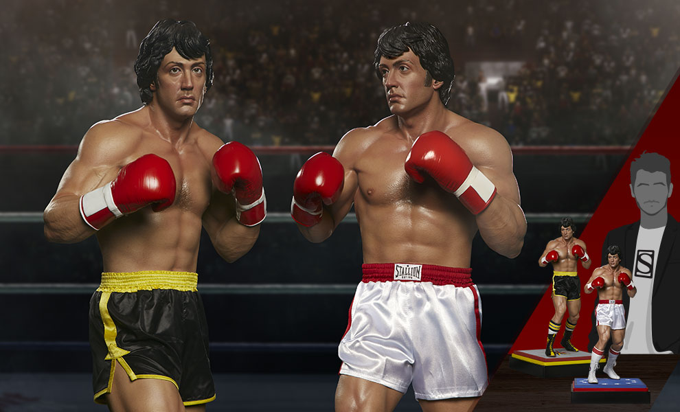 Gallery Feature Image of Italian Stallion Collectible Set - Click to open image gallery