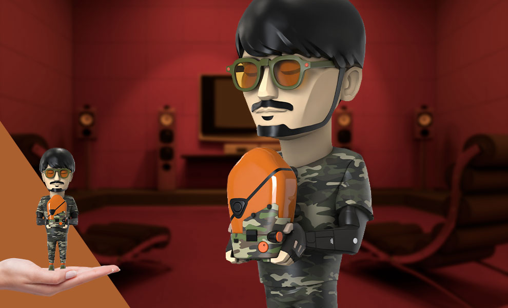 Gallery Feature Image of Game Designer (Boss Edition) Vinyl Collectible - Click to open image gallery