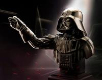 Gallery Image of Darth Vader (Black) Bust Pewter Collectible