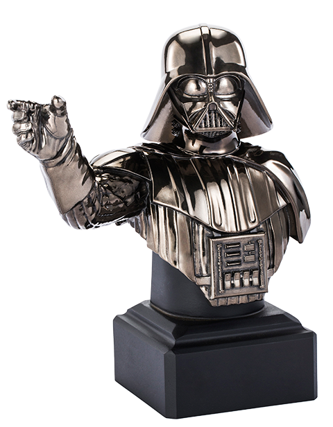 Royal Selangor Darth Vader (Black) Bust Pewter Collectible