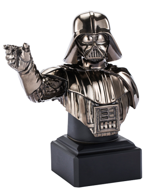 Darth Vader (Black) Bust Pewter Collectible