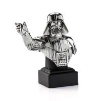 Gallery Image of Darth Vader (Pewter) Bust Pewter Collectible