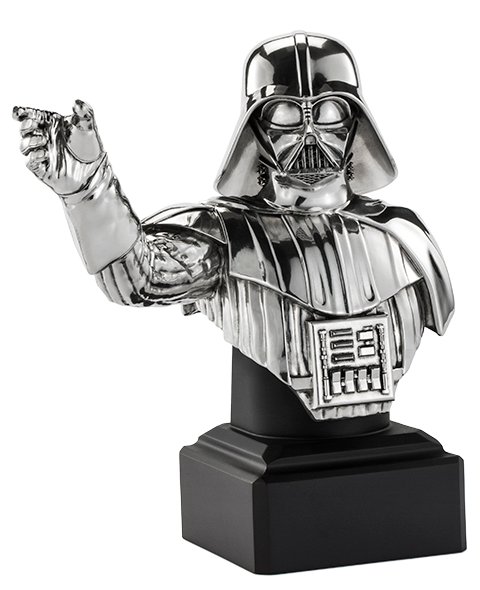 Royal Selangor Darth Vader (Pewter) Bust Pewter Collectible
