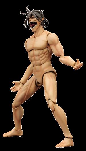 Eren Yeager Model Kit