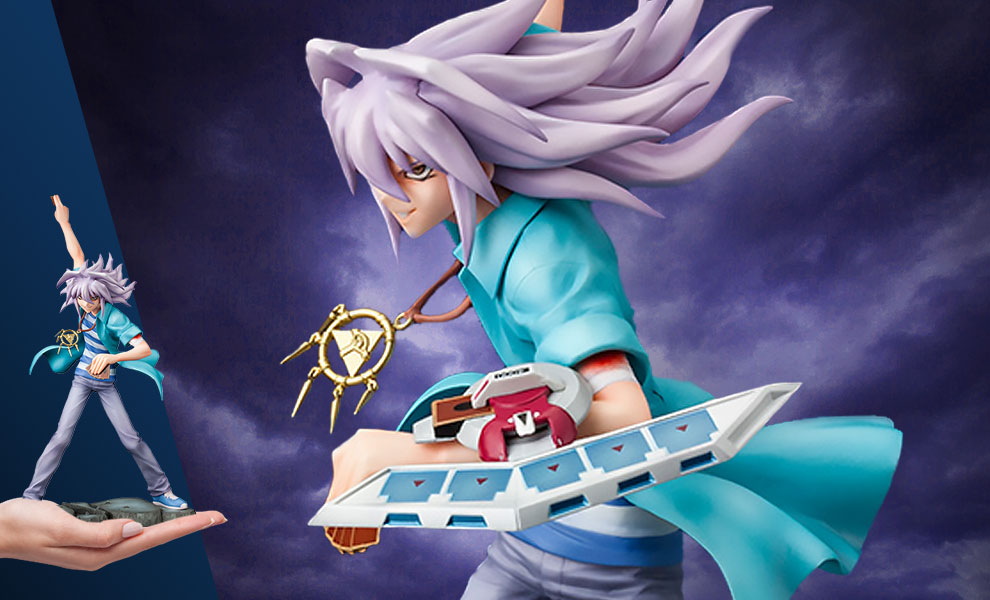 Gallery Feature Image of Yami Bakura Statue - Click to open image gallery
