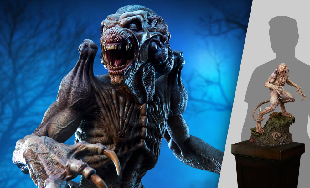 Gallery Feature Image of Pumpkinhead Statue - Click to open image gallery