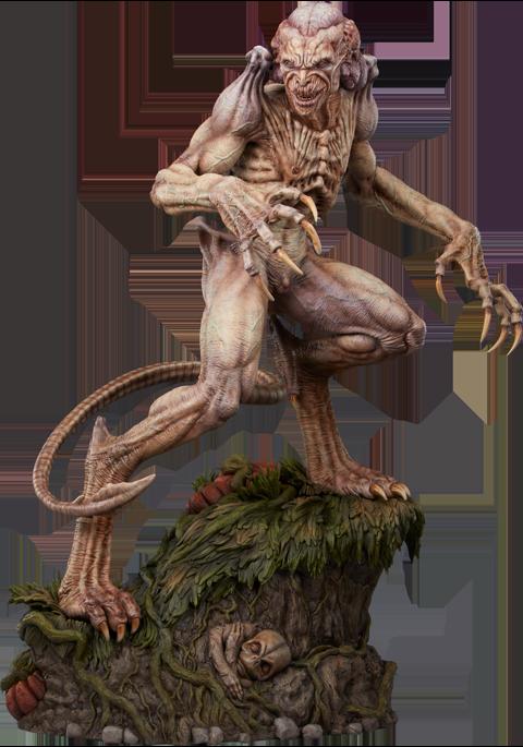 PCS Pumpkinhead Statue