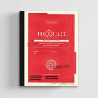 Gallery Image of The X-Files: The Official Archives Book