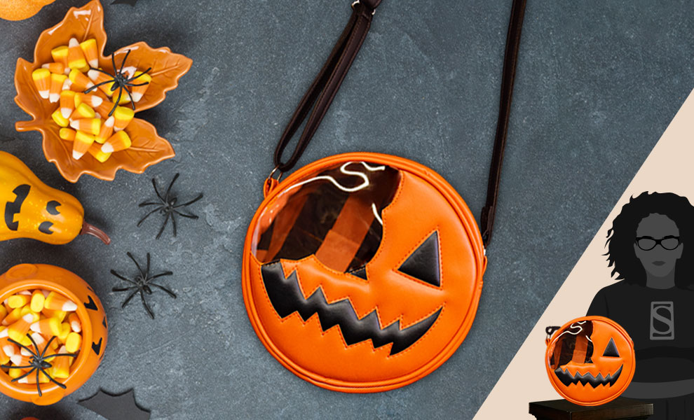 Gallery Feature Image of Trick R Treat Sam Bitten Lollipop Purse Apparel - Click to open image gallery