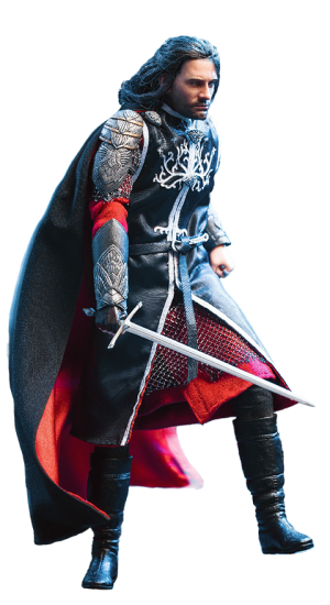 Aragorn 2.0 King (Deluxe Version) Collectible Figure