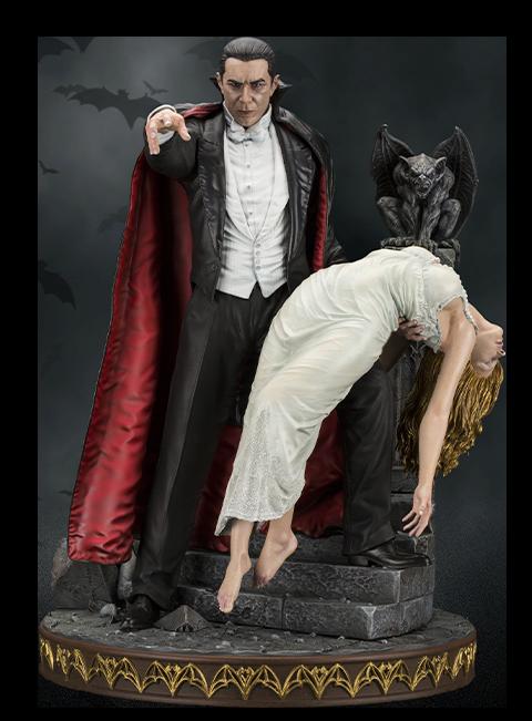 Infinite Statue Bela Lugosi as Dracula Statue