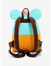 Gallery Image of Mickey and Minnie Sweets Ice Cream Mini Backpack Apparel