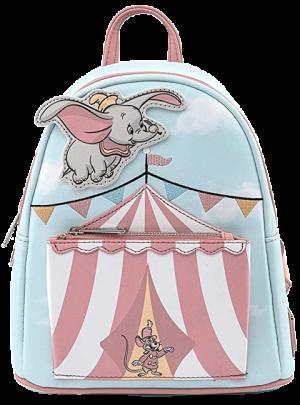 Dumbo Flying Circus Tent Mini Backpack Apparel
