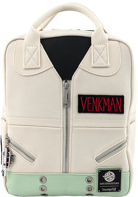 Loungefly Venkman Cosplay Square Canvas Backpack Apparel