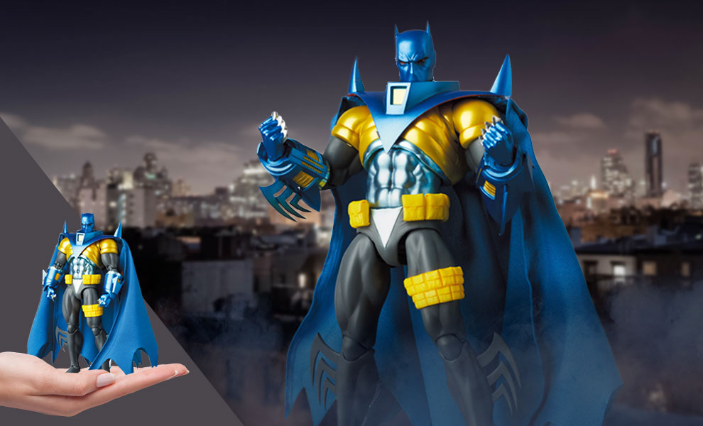 Gallery Feature Image of Knightfall Batman Collectible Figure - Click to open image gallery