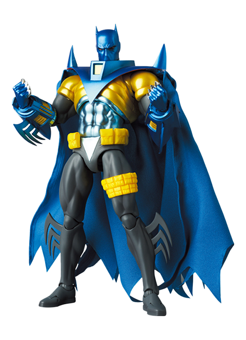 Medicom Toy Knightfall Batman Collectible Figure