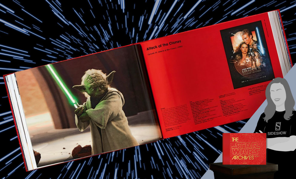 Gallery Feature Image of The Star Wars Archives: 1999 – 2005 Book - Click to open image gallery