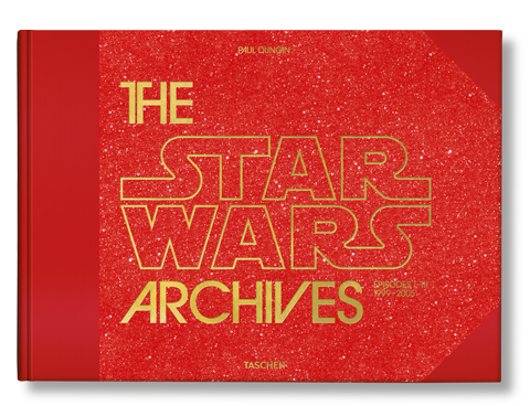TASCHEN The Star Wars Archives: 1999 – 2005 Book